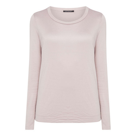 Long Sleeved Jersey T-Shirt, ${color}