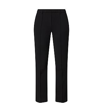 Jersey Slim Trousers