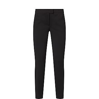 Slim Pull On Trousers