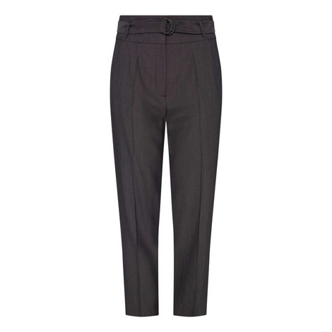 Tapered Slim Trousers, ${color}