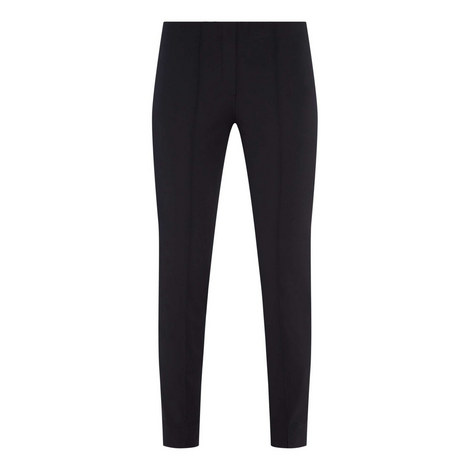 Pull-On Slim Trousers, ${color}