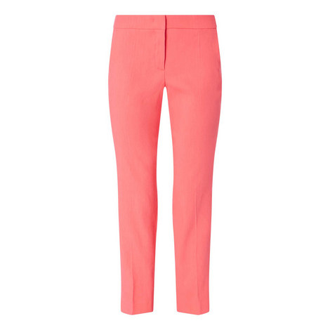 Stretch Slim Trousers, ${color}