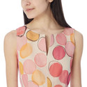 Circle Print Dress, ${color}