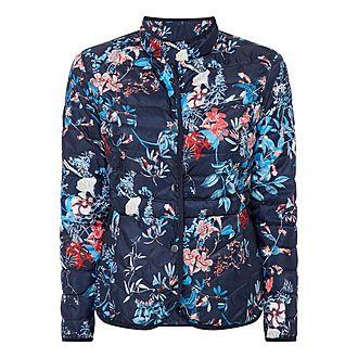 Reversible Floral Jacket