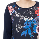 Floral Print Top, ${color}