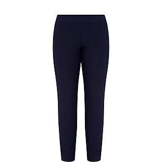 Crêpe Stretch Trousers