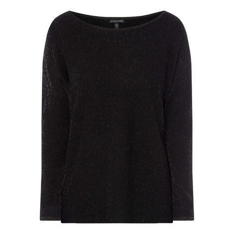 Sparkle Knit Top, ${color}