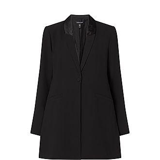 Silk Shawl Jacket