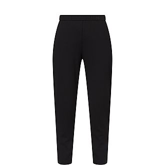Slouchy Lyocell Trousers