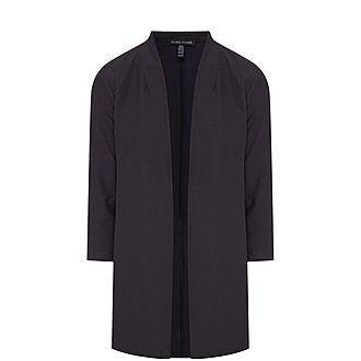 Lightweight Crepe Jacket