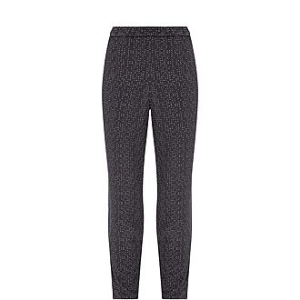 Morse Code Trousers