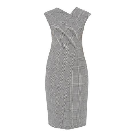 Dechesta Check Dress, ${color}