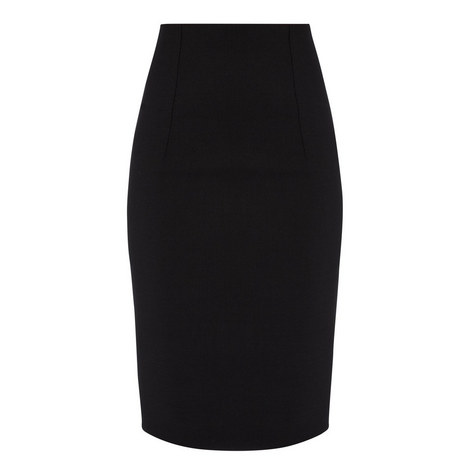 Vivera Pencil Skirt, ${color}