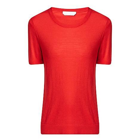 Falyssa Short-Sleeved Sweater, ${color}