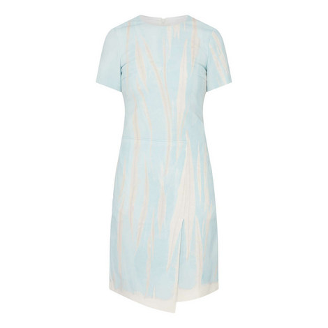 Dasira Feather Dress, ${color}