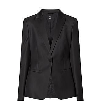 Jaxtina Tuxedo Jacket
