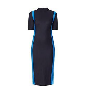 Edianne Side Stripe Dress