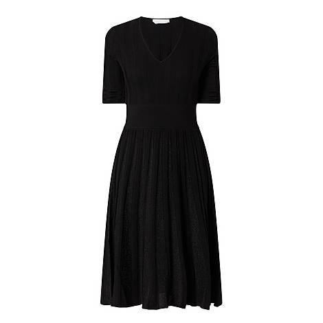 Lurex Knit Dress, ${color}