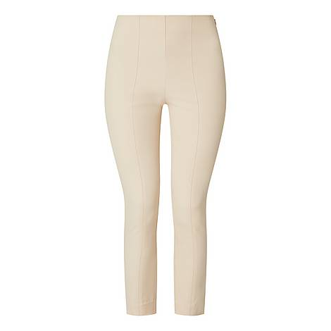 Jessalyn Cropped Trousers, ${color}