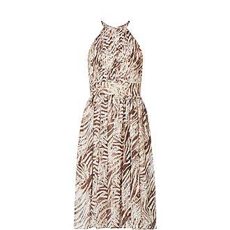 Dominica Zebra Dress