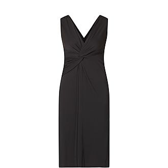 Camile Twist Front Dress