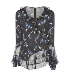 Halima Long Sleeve Blouse