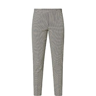 Marcia Slim Fit Trousers