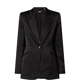 Madison Satin Jacket