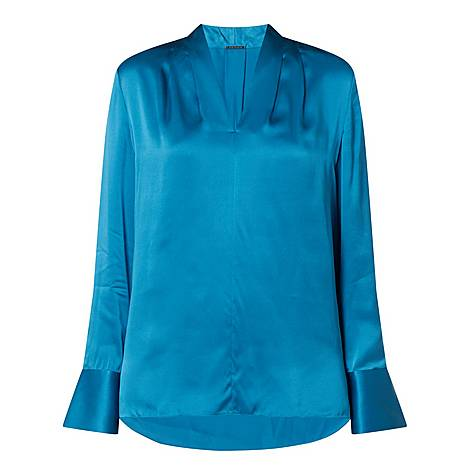 Judith Silk Blouse, ${color}