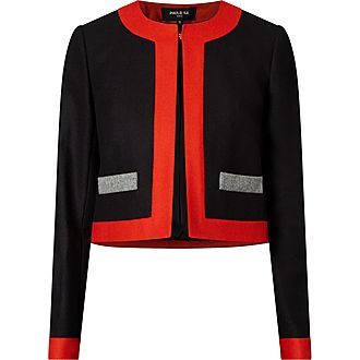Paprika Trim Jacket