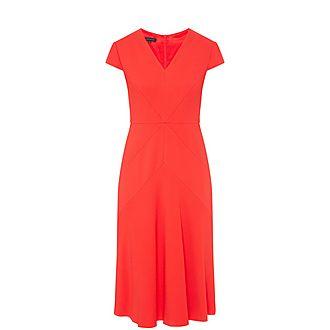 Daka Cape Dress