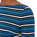 Dhruvi Striped Dress, ${color}