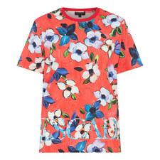 Ettan Floral Print T-Shirt