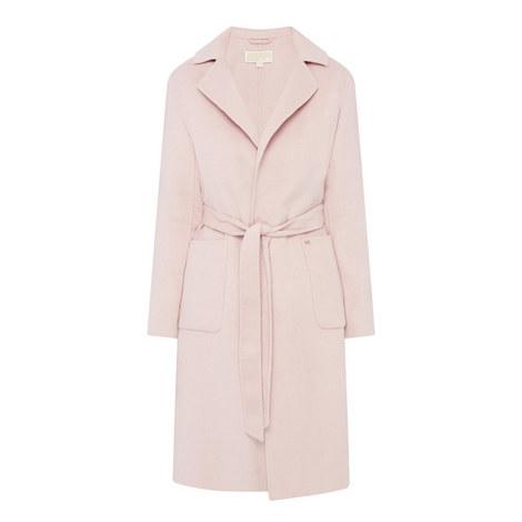 Belted Wrap Coat, ${color}