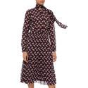 Chevron Print Skirt, ${color}