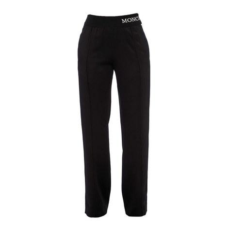 Satin Stripe Trousers, ${color}