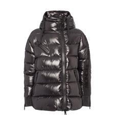 Liriope Logo Quilted Jacket