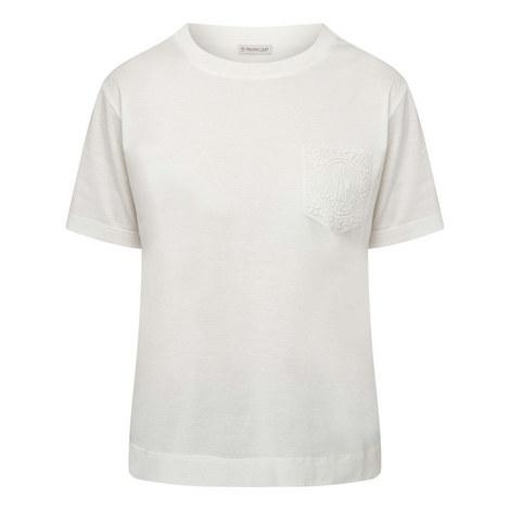 Lace Pocket T-Shirt, ${color}