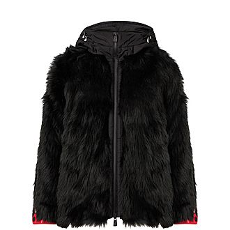 Big Foot Faux Fur Jacket