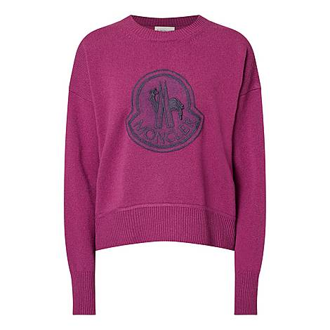 Soft Logo Sweater, ${color}