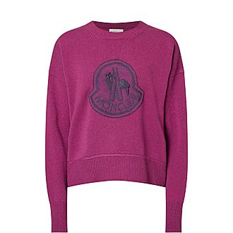 Soft Logo Sweater