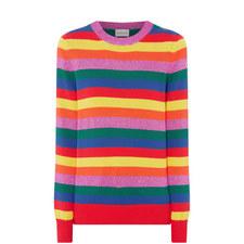 Multicolour Stripe Sweater
