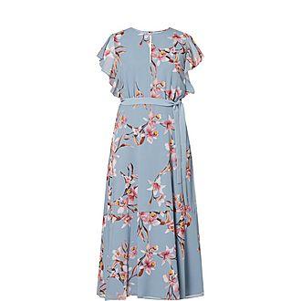 Offerta Floral Dress