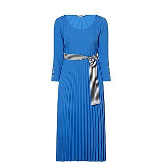 Xiria Pleated Dress