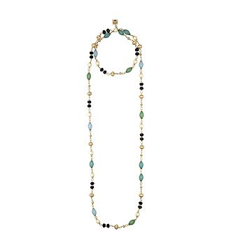 Bead Pearl Necklace