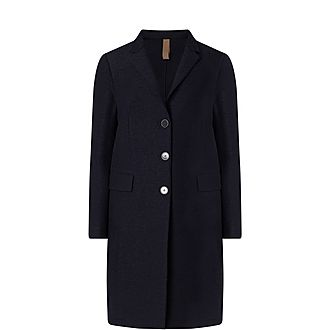 Boil Wool Coat