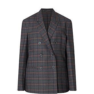 Rust Check Jacket