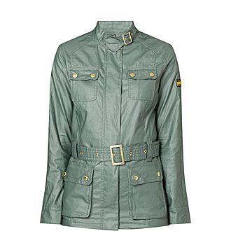 Bearings Linen Jacket
