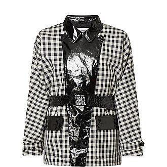 Ivy Check Pattern Jacket