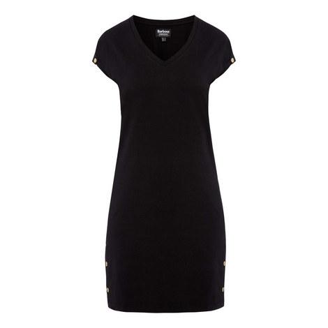 Pitch Jersey T-Shirt Dress, ${color}